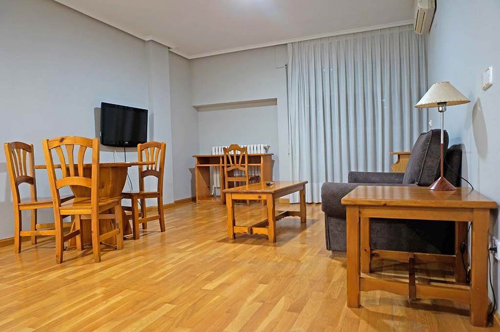 Apartamentos 2pax Hotel Cesaraugusta